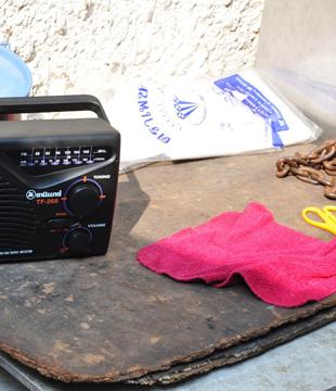 Radio-slug