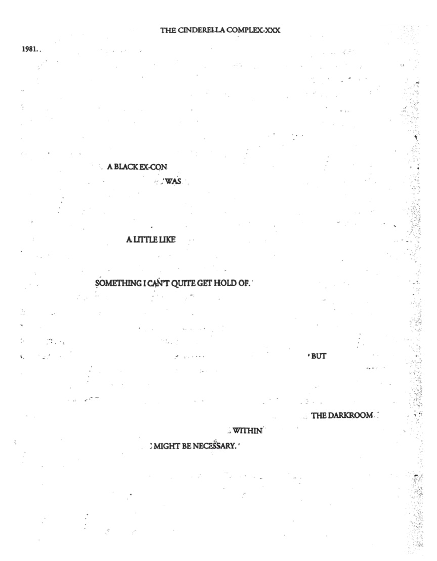 Complex process essay