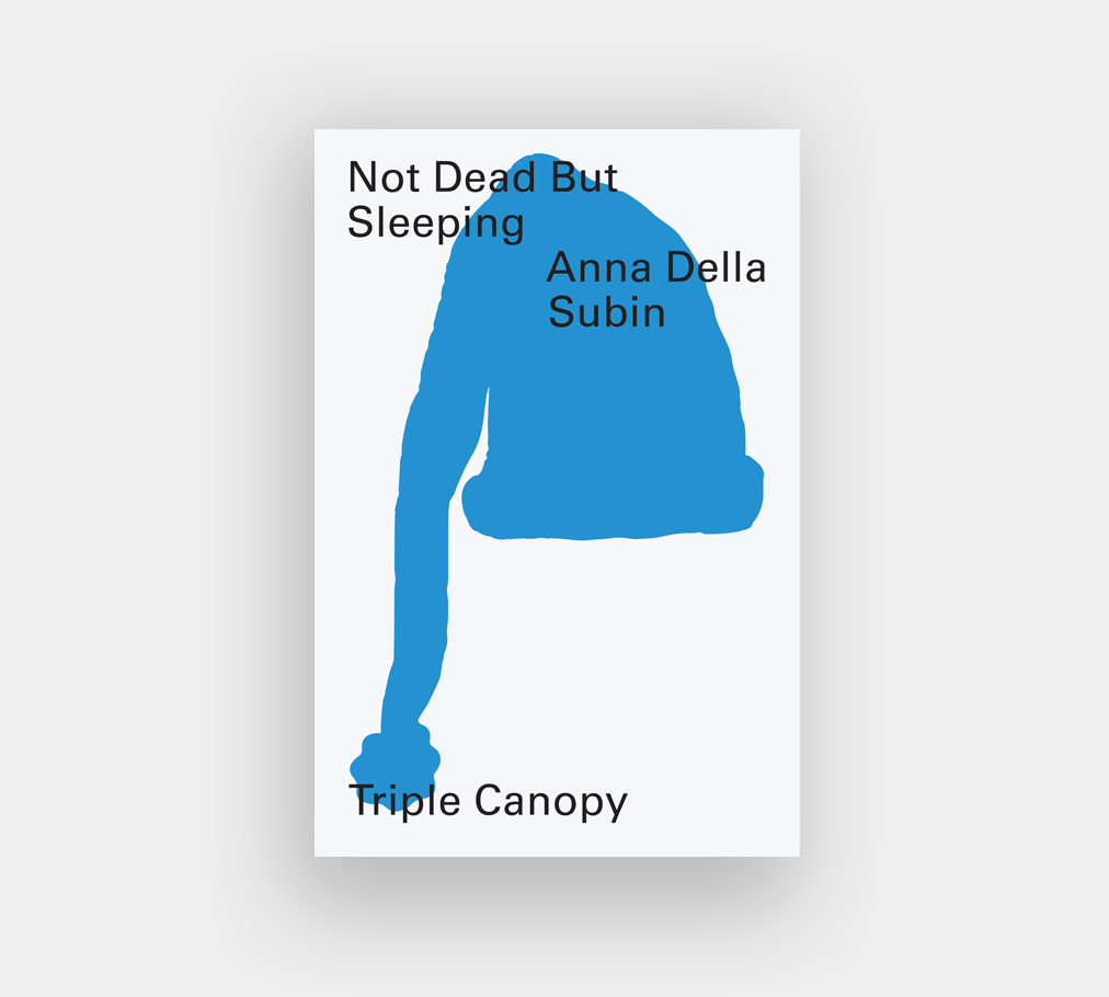 by Anna Della Subin  sc 1 st  Triple Canopy & Not Dead But Sleeping - Triple Canopy